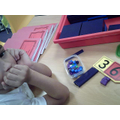 I can make numbers with tens and units