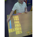 I can pairs to 10, and spot the number pattern