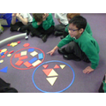 It was easier to sort than to guess the 'rules'!