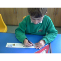 I am learning to jump on along the numberline
