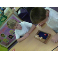 Shut the Box helps us learn to add
