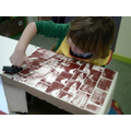 We can print - we are making a chimney!