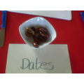 Dates are a good source of iron and fibre