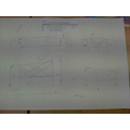 Finished technical drawing