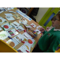 I can identify initial sounds and match to letters