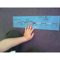I am learning to add 2-digit numbers together