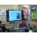 We learned a lot about Vincent Van Gogh this week