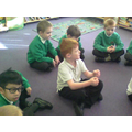 Reciting and signing helps us learn