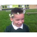 My daisy chain!