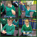 Makaton signs for our story