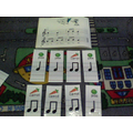 In music, we are learning to play a beat