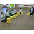 We are learning this beat for Chinese New Year