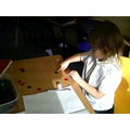 I am learning to count a given number of objects