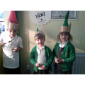 3 little elves!