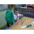 I can make sets of up to 20 objects independently