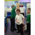 We built a MASSIVE tower!