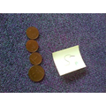 I can total mixed 1p and 2p coins