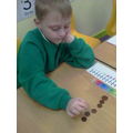 I am developing consistent counting