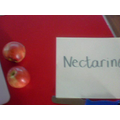 Nectarines contain Vitamin A