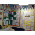 Learning walk: Reading corner
