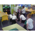 We measured 9 metres across our classroom