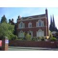Here's Erasmus Darwin's house