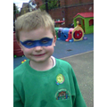 Face painting - I'm a Teenage Mutant Ninja Turtle