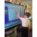 We are sorting numbers into a carroll diagram