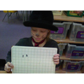 I practised reading and writing numbers to 100.