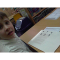 I learned about place value HTU