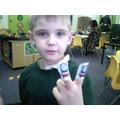 I can show 2 Thomas'