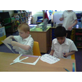 We are making a terraced house