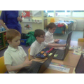 We used the computers on Wednesday in maths