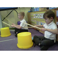 We read simple music and play a short piece