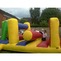 Inflatables afternoon