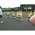 Mr Coulthard Jr came to teach us some tennis!