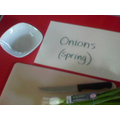 Spring onionare a good source of folic acid