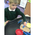 I can access independent fine motor activities