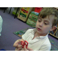 I am learning to identify odd and even numbers