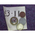 I can make amounts using £1, £2 and pence