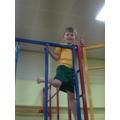 Climbing and balancing