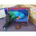 Whilst Grandma had a sleep