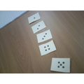 I am learning to recognise and order dot patterns
