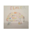 Zainab's excellent Elmer drawing.