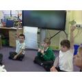 Social skills - listening for our fruit...