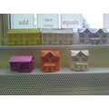 Our finished houses!