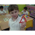 This one is all the same (equilateral)