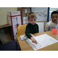 I am finger painting groups to 10