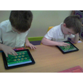 We used ICT to help practise number bonds to 20