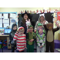 Here we all are for World Book Day